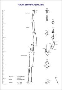 Mapa propasti Gyors zsomboly